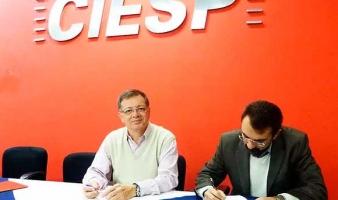Faex Ambiental firma convênio com o CIESP